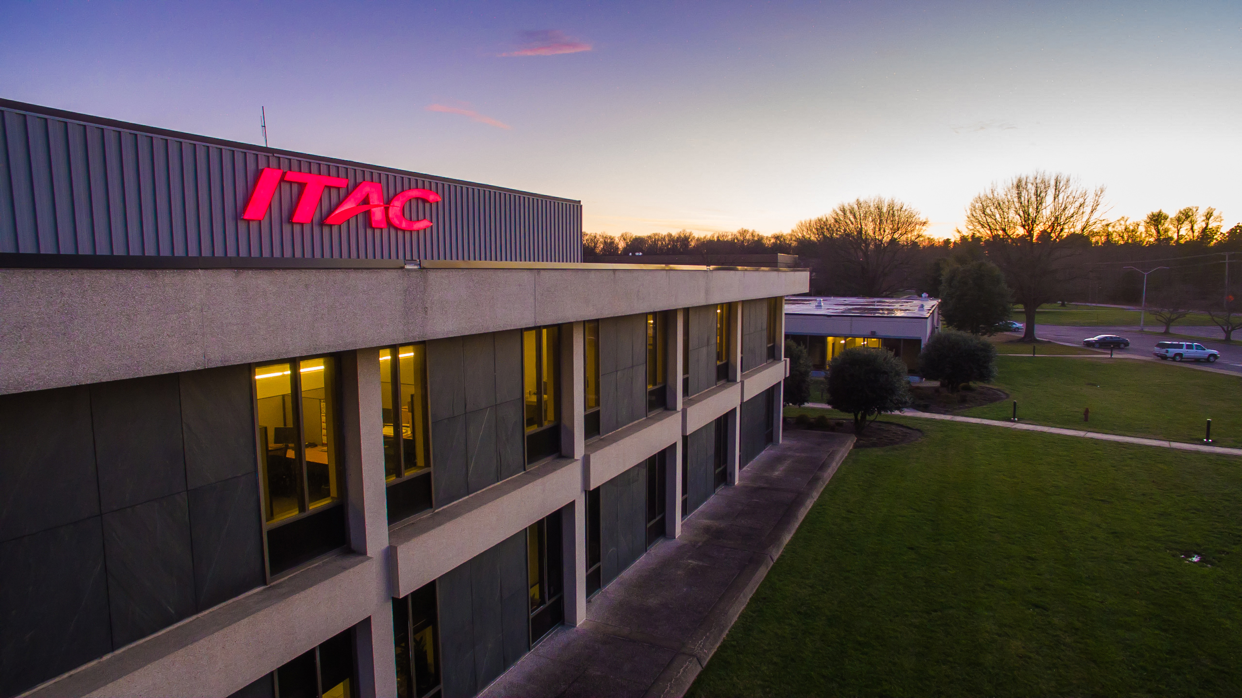 ITAC engineering and construction office in Chester, VA