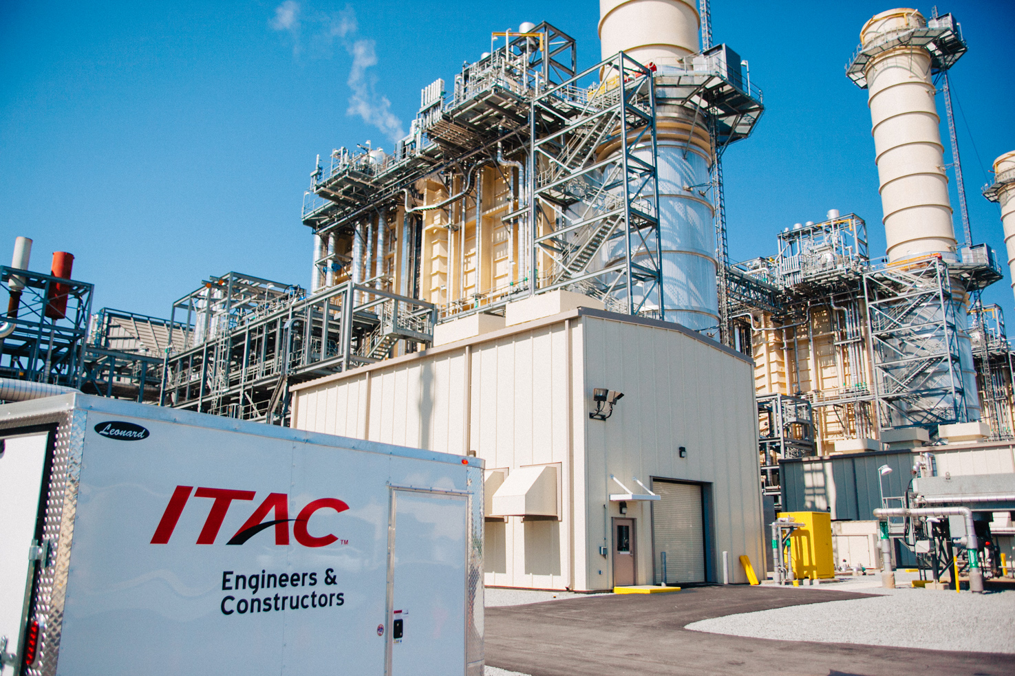 ITAC Engineering and Construction Services for Power & Utilities